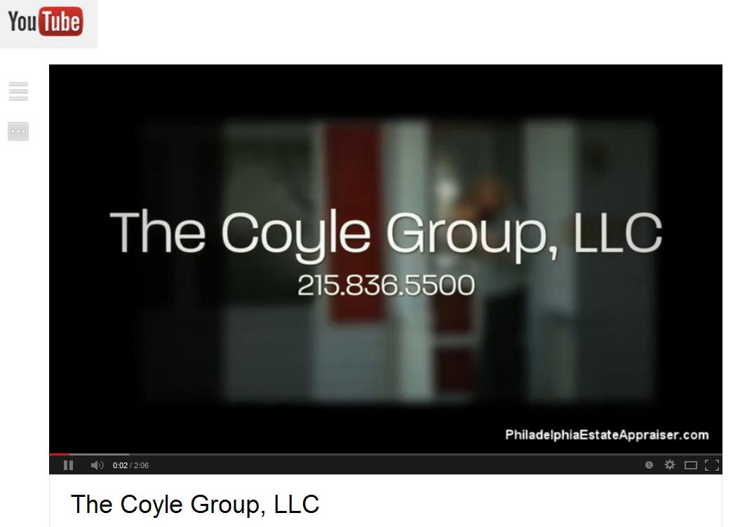 The Coyle Group Llc Philadelphia Real Estate Appraisers Consultants Philadelphia 215 836 5500